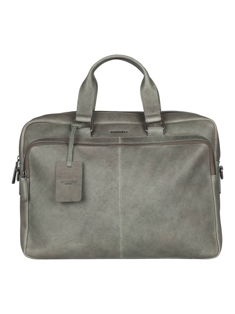 Burkely Antique Avery Workbag grijs | Wennekes.nl
