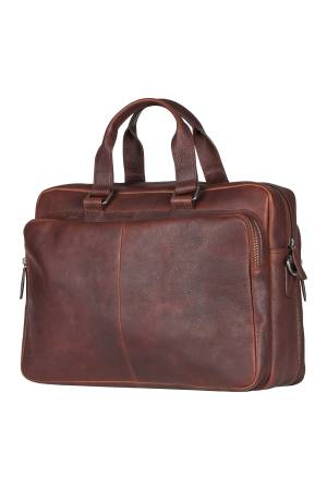 Burkely Antique Avery Workbag bruin | Wennekes.nl