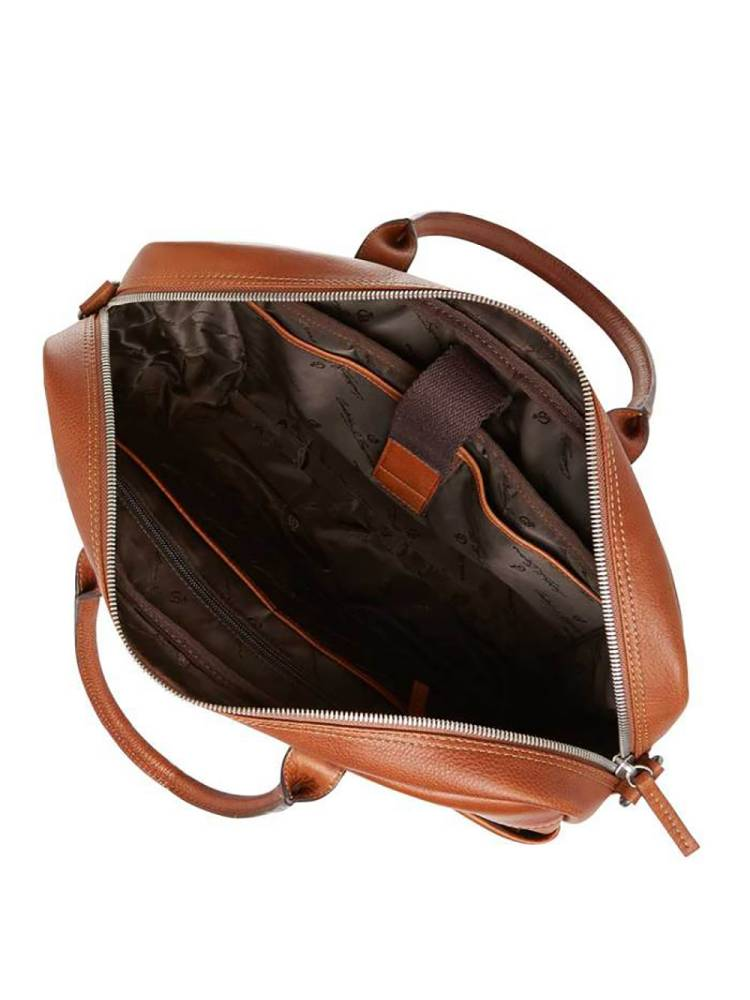 Castelijn & Beerens Renee Ladies Laptop Bag 15,6 licht bruin | Wennekes.nl