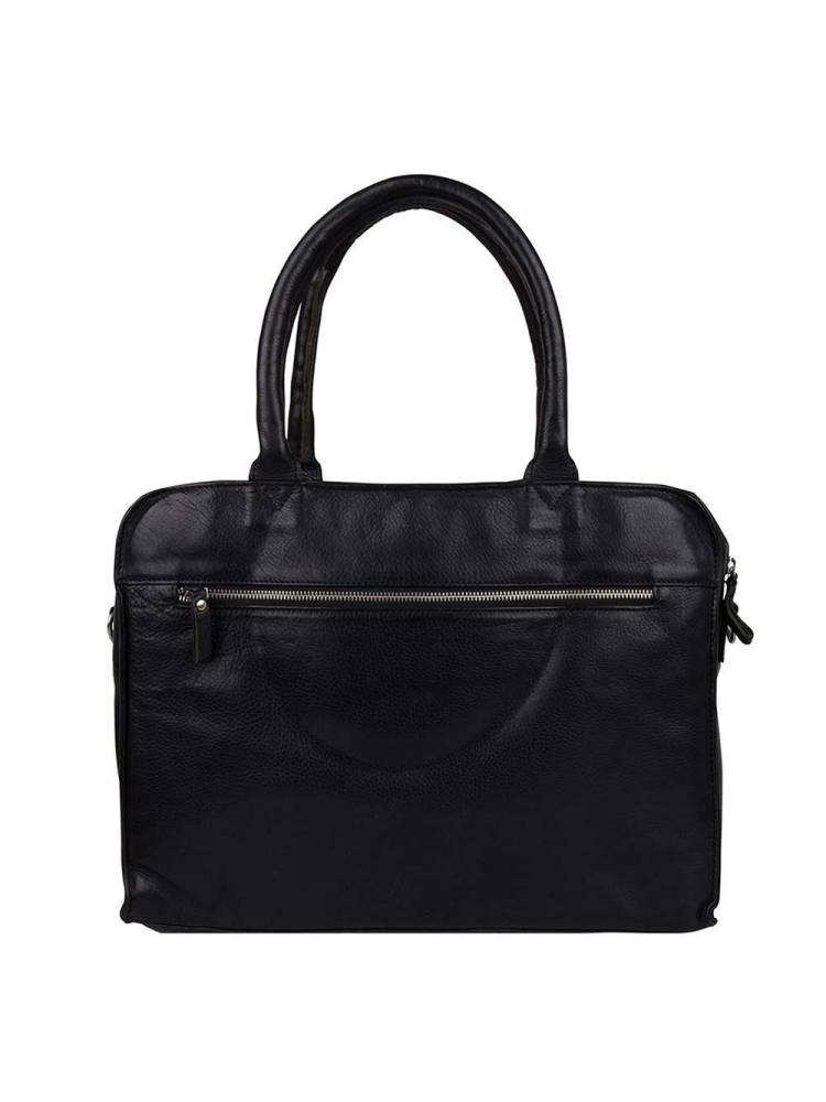 Cowboysbag Work It Laptop Bag Montreal 15.6 zwart | Wennekes.nl