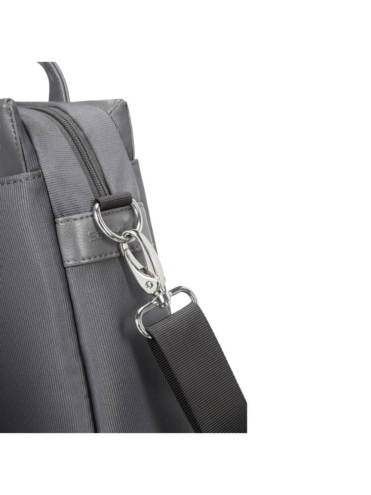 Samsonite Diamond Lux Slim Computer Bag grijs | Wennekes.nl