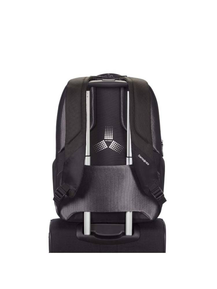 Samsonite Cityscape Tech LP Backp 15,6Inch zwart | Wennekes.nl