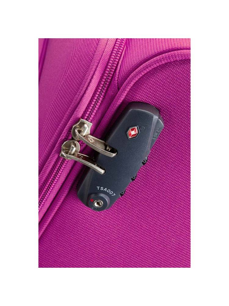 Samsonite Base Hits Upright 50/18 roze | Wennekes.nl