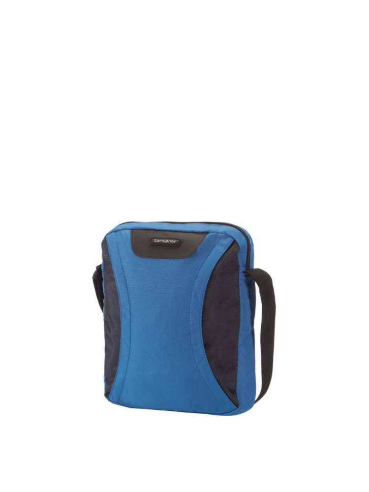 Samsonite Wanderpacks Tablet Cross-Over blauw combi | Wennekes.nl