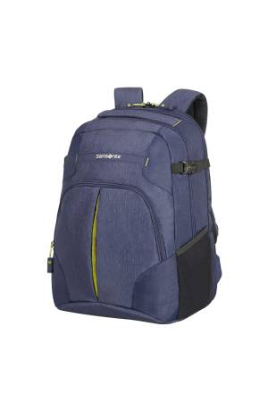Samsonite Rewind Laptop Backpack L Exp blauw | Wennekes.nl