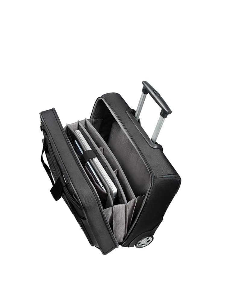 Samsonite XBR Business Case/Wh 15,6 Inch zwart | Wennekes.nl
