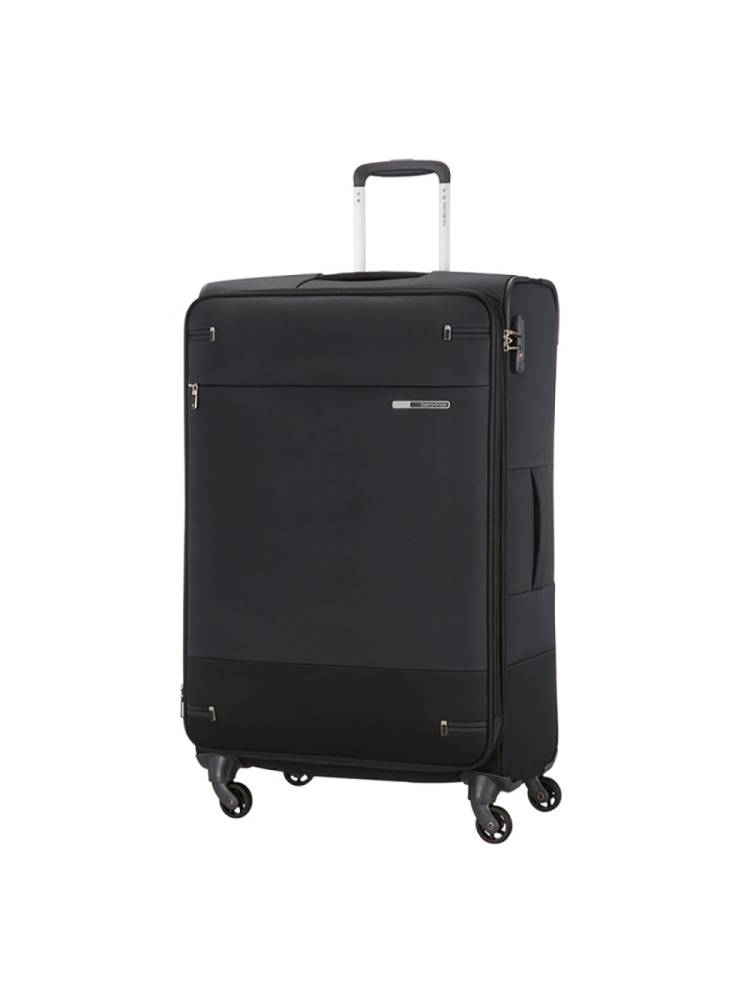 Samsonite Base Boost Spinner 78/29 Exp zwart | Wennekes.nl