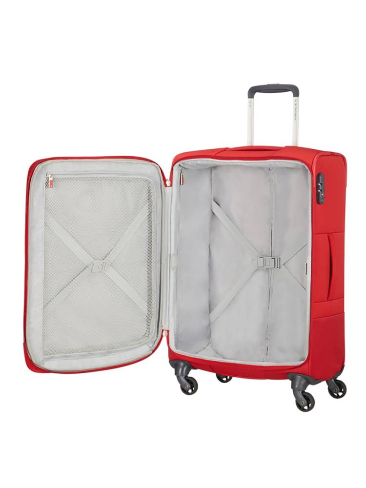 Samsonite Base Boost Spinner 78/29 Exp rood | Wennekes.nl