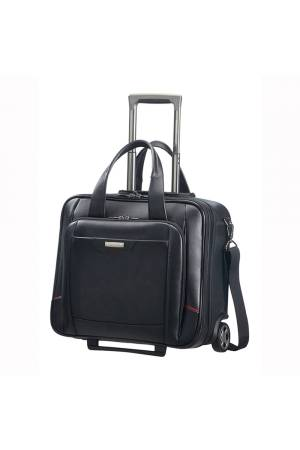 Pro - Dlx 4 Lth/Rolling Tote