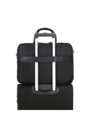 Samsonite Karissa Biz Bailhandle 15.6 2 Compartments zwart | Wennekes.nl