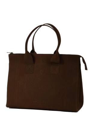 Myomy Do Goods Damestas leder My Classic Bag 24 hrs FOL