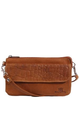 My Lady Damestas leder Beasy Bag
