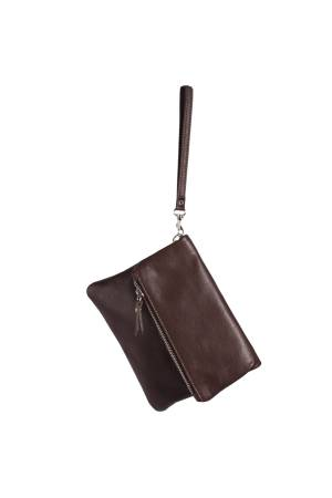 Florence Bags Damestas leder Little Leather Clutch S