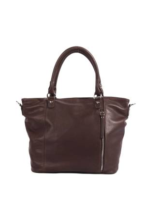 Florence Bags Damestas leder My Daily Shopper