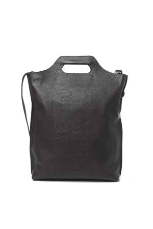 Myomy Do Goods My Carry Shopper zwart | Wennekes.nl