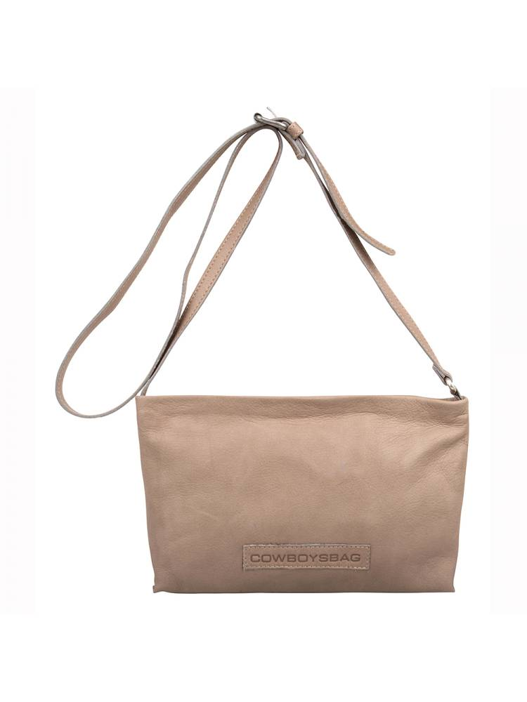 Cowboysbag Easy Going Bag Willow Small bruin | Wennekes.nl