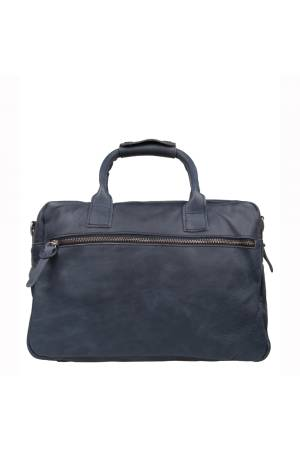 Cowboysbag The Bag Small 1118 800 blauw | Wennekes.nl