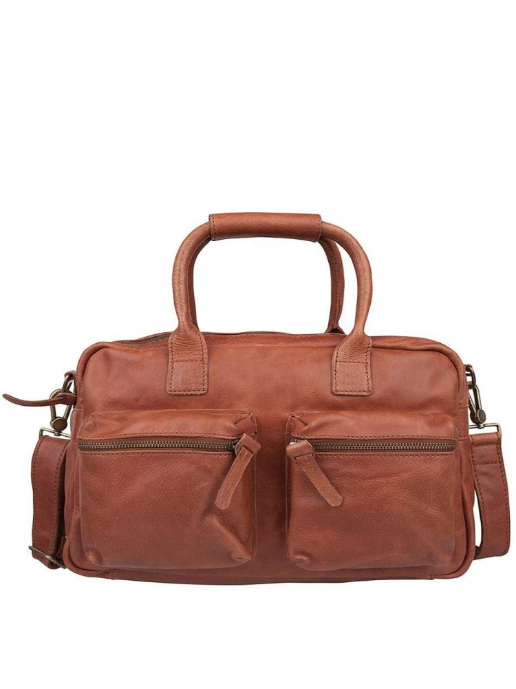 Cowboysbag The Bag Small 1118 300 bruin | Wennekes.nl