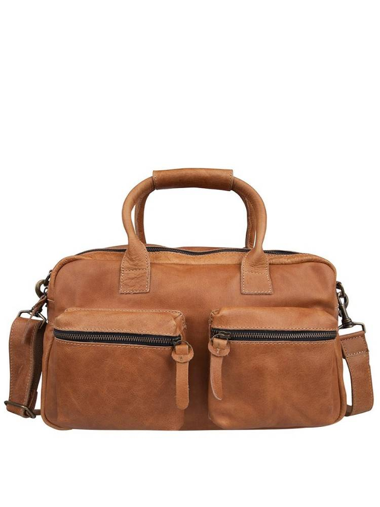 Cowboysbag The Bag Small 1118 370 bruin | Wennekes.nl