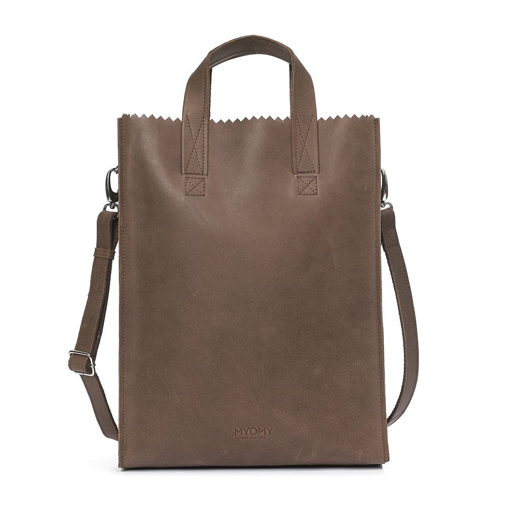 My Paper Bag Handle Cross Body