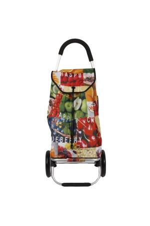 Awesome Shopper Foldable shopping Trolley