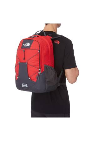 The North Face Jester rood | Wennekes.nl
