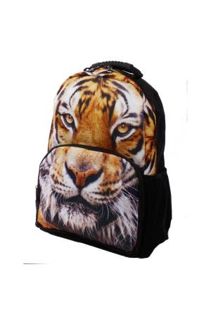 Line Rugzakken Animal Print Tiger