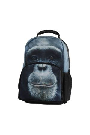 Line Rugzakken Animal Print Monkey