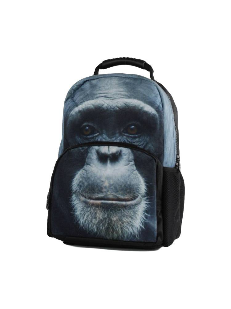 Line Animal Print Monkey multicolour | Wennekes.nl
