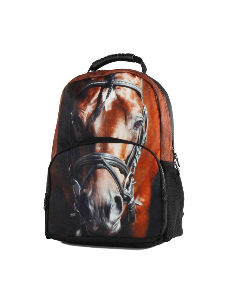 Line Animal Print Horse multicolour | Wennekes.nl