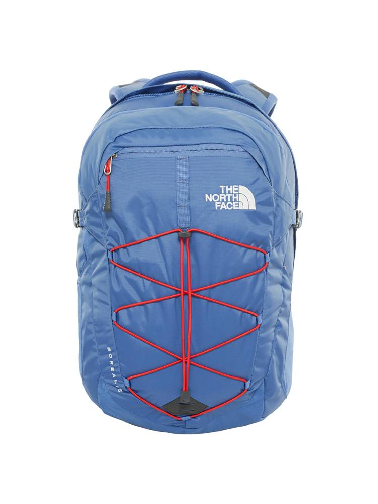 The North Face Borealis blauw | Wennekes.nl