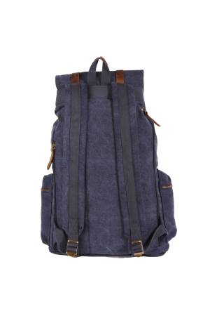 Awesome Awesome Backpack Canvas blauw | Wennekes.nl