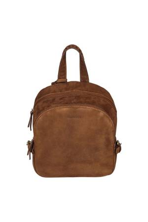 European Travel Design Braid Britt Backpack bruin | Wennekes.nl