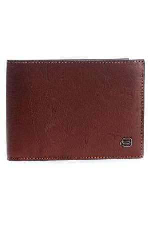 Piquadro Portemonnee Men's Wallet Vertical With Coin
