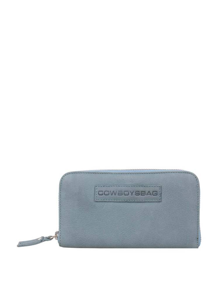 Cowboysbag Easy Going Wallet Paterson blauw | Wennekes.nl
